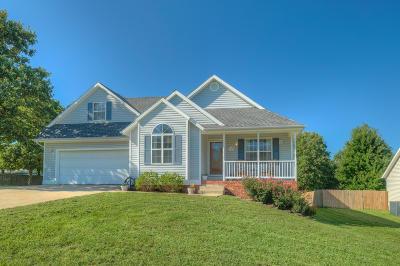 Jasper County Single Family Home For Sale: 1707 Marigold Drive