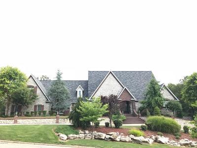 Single Family Home For Sale: 1030 Carrington Terrace