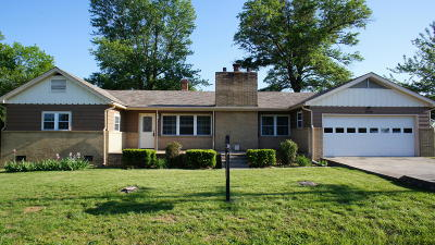 Jasper County Single Family Home For Sale: 25308 Demott Drive/Highway 171