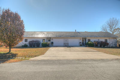 Newton County Multi Family Home For Sale: 2973 Crystal Lake Drive #A/B