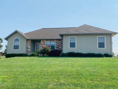 Jasper County Single Family Home For Sale: 4322 W 31st Street