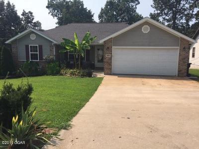 Newton County Single Family Home For Sale: 1800 Sallyann Avenue