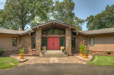 Newton County Single Family Home For Sale: 8362b Cedar Drive