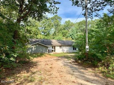 Neosho Single Family Home For Sale: 7940 Norway Road