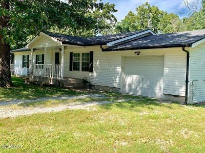 Neosho Single Family Home For Sale: 1704 Ankney Place