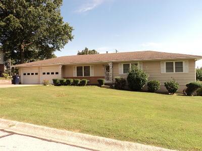 Neosho Single Family Home For Sale: 1209 Northwest Boulevard