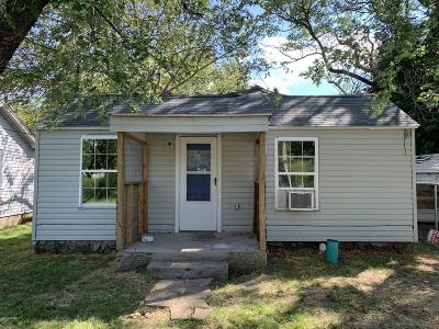 Jasper County Single Family Home For Sale: 2108 W 3rd Street