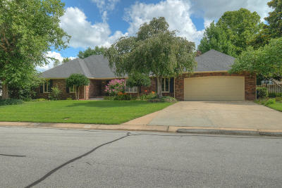 Jasper County Single Family Home For Sale: 2005 Laura Lane