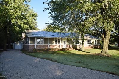 Jasper County Single Family Home For Sale: 7357 County Road 164