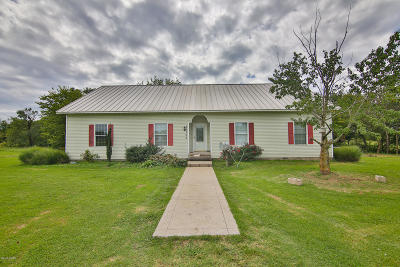 Newton County Single Family Home For Sale: 21103 Colt Lane