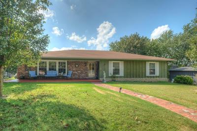 Jasper County Single Family Home For Sale: 530 Golf Road