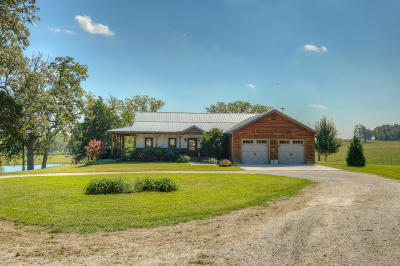 Jasper County Single Family Home For Sale: 1660 Indigo Road