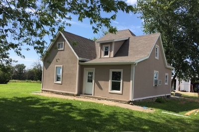 New Bloomfield MO Single Family Home Closed: $134,900