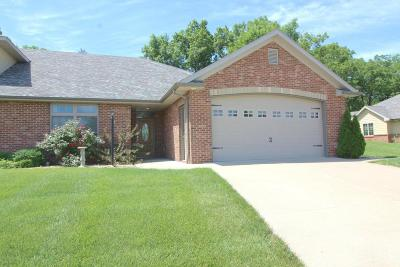 Single Family Home For Sale: 2607 Drew Perry Road