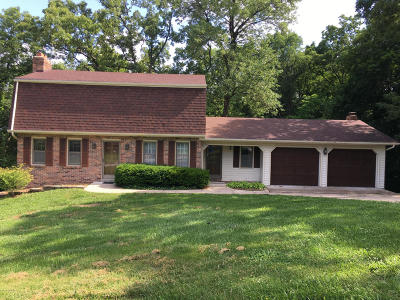 Single Family Home For Sale: 1020 Cimarron Drive