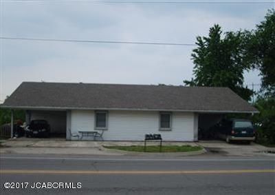 Russellville Multi Family Home For Sale: 12965 Rte C
