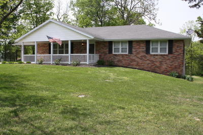 Single Family Home For Sale: 5712 Gray Road
