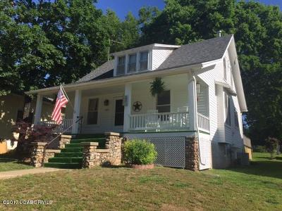 Single Family Home For Sale: 502 E North Street