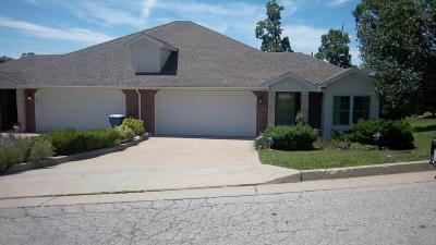Single Family Home For Sale: 1532 B Cedar Ridge Place