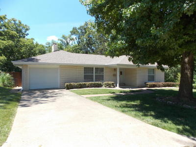 Single Family Home For Sale: 1510 Rosewood Drive