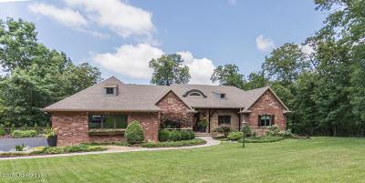Single Family Home For Sale: 2020 Saddlebrook Lake Road