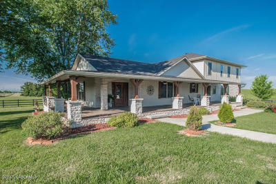Single Family Home For Sale: 5151 State Road J