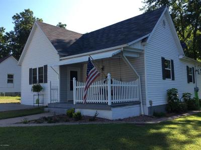 Single Family Home For Sale: 202 S East Street
