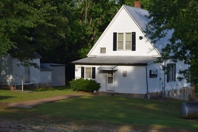 Osage County Single Family Home For Sale: 404 Oak Street