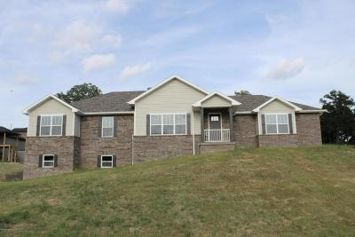 Single Family Home For Sale: 1229 Pleasant Valley Drive