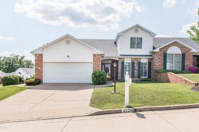 Single Family Home For Sale: 4024 Cambridge Circle