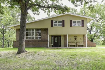 Single Family Home For Sale: 14811 Deer Run Road