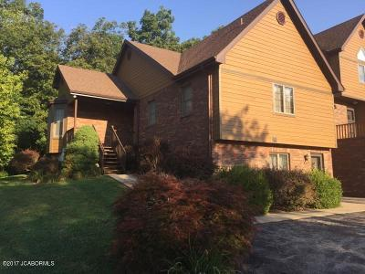 Single Family Home For Sale: 619 Hobbs Court #F