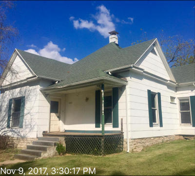 Single Family Home For Sale: 5313 Marion Street