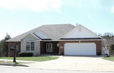Single Family Home For Sale: 1336 Hoffman Drive