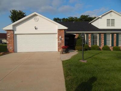Single Family Home For Sale: 4031 Cambridge Circle