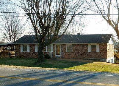 Single Family Home For Sale: 5701 Heritage Highway