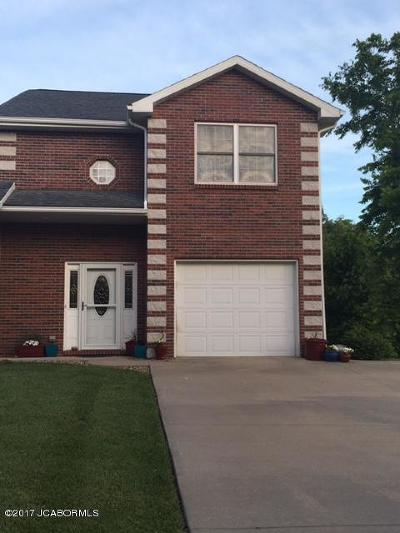 Single Family Home For Sale: 1518 Notting Hill Drive