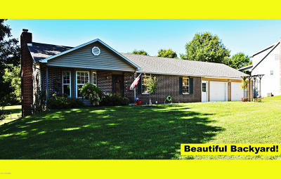 Single Family Home For Sale: 2368 County Road 4046