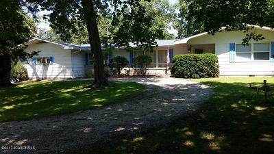 Single Family Home For Sale: 29214 N Highway 87