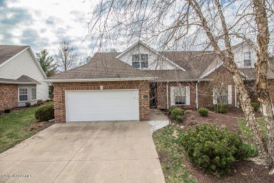 Single Family Home For Sale: 3104 Wind River Court