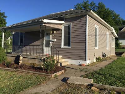 Single Family Home For Sale: 107 W Main Street