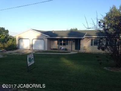 Single Family Home For Sale: 6018 Helias Drive