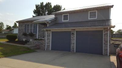 Single Family Home For Sale: 1600 Kayla Street