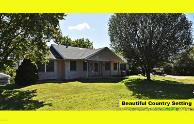 Single Family Home For Sale: 12126 County Road 4037