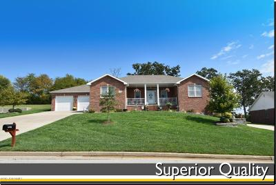Single Family Home For Sale: 5016 Sunrise Drive