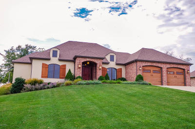 Single Family Home For Sale: 1303 Quail Court