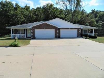 Single Family Home For Sale: 501 B Quail Hollow Drive