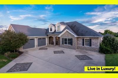 Single Family Home For Sale: 6419 Summerhill Ridge