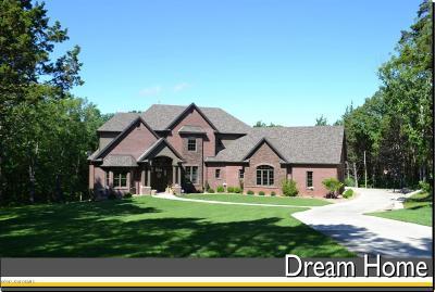 Single Family Home For Sale: 2104 Saddlebrooke Lake Road