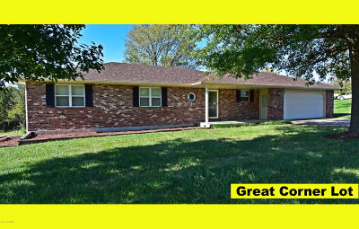 Single Family Home For Sale: 704 Branch